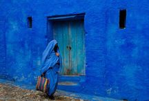 Blue - Modrá