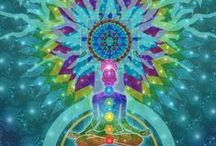 all about energy / healing through energy therapies, chakras and the energy field