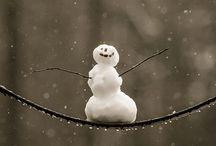Winter - zima