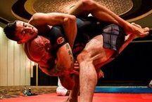 Brazilian Jiu Jitsu / Braziliian Jiu jitsu  / by Amelia McIntosh