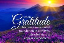gratitude / the results of gratitude in daily life- thewisdomwithin.net/blog