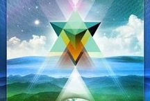 sacred geometry / the language of creation, the foundation of all matter, and the vehicle for spirit.
