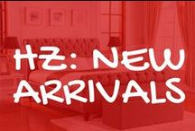 HZ: New Arrivals / Check our HomeZone Furniture's New Arrivals, in stock now!