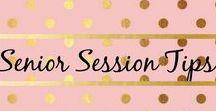 Senior Sessions Tips