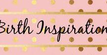 Birth Inspirations