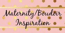 Maternity/Boudoir Inspiration