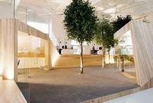 Exhibition design / Stand di qualsiasi dimensione, in noleggio o in vendita, per fiere in tutto il mondo.