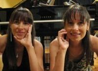 Chavez sisters / 2 pianists in Argentina