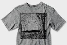 Graphic Tees & Other Clothes / Cool graphic t-shirts & other articles of clothing & accessories.
