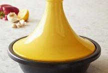 """Cocina del Mundo Le Creuset / """"World Cuisine""""de Le Creuset, es una #Colección de productos inspirada en las culturas gastronomía alrededor del mundo. Desde el wok de China, el tajín marroquí hasta el tatin francés."""