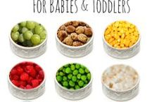 Tastes for toddlers / Yummy finger food ideas for toddlers.