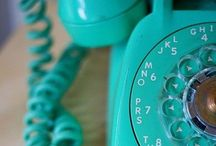 Turquoise ! / Inspiration, ideas and items for using a turquoise scheme.