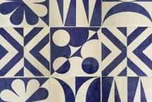 Materials  /  Floor  /  Wall / Materials - wall covering - tiles - floor - parquette