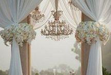 #LUXURY WEDDING / #Wedding