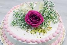 #Wedding #Cakes (Τούρτες Γάμου & Αρραβώνων) / Δείτε περισσότερες τούρτες #wedding #cakes στο http://www.lonis.gr/υπηρεσίες/γάμος-αρραβώνας/
