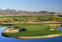 Scottsdale Golf Courses / Scottsdale is known for its world class golf courses. There are over 50 golf courses in the Scottsdale area.