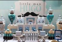 baby shower ideas / by Sandy Mendrella