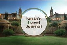 Kevia's Travel Journal / Kevia gets inspiration for her Jewelry through travel. View some of her favorite destinations and get tips on packing, trip essentials, photography, and places to visit.