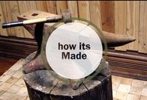 How It's Made / Details about how Kevia designs, manufactures, and sources the Kevia jewelry line with sustainable products and materials. Learn about where your jewelry comes from and how it is made!