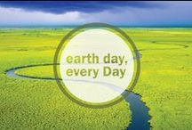 Earth Day, Every Day / Kevia's celebration of the natural world with art and nature photography, Earth Day activity ideas, and tips for making a greener planet. Get ideas for activities and projects that include earth day themed foods, decorations, and art!