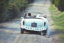 Vintage Cars + Weddings