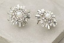 Wedding Jewels / Chic and gorgeous jewelry ideas for brides
