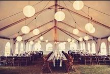 Tent it / Tents and Teepees for wedding receptions