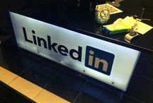 Social Media and Your Career / Take advantage of your Linkedin, Facebook, Twitter, and Pinterest accounts!