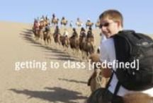 Study Abroad / Take learning out of the classroom and explore