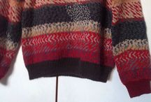 Patterns to knit / Colourwork, Fair Isle knits