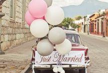 Wedding Balloons / Giant balloons in weddings
