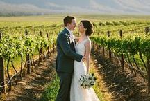 Winery Weddings / Weddings that take place at a winery or vineyard
