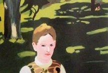 Random paintings / Paintings I like.