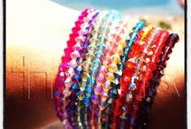 Bisutería y abalorios / Bisutería de todo tipo pendientes, collares, pulseras o anillos hechos a mano