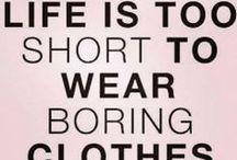 My Favorite wardrobe