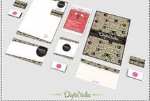 Corporate Stationery / Business Cards designed by Digital tadka