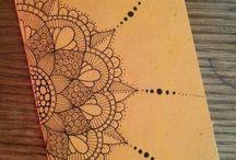 DIY Notebooks / by Maria Ramirez