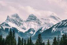 montañosas