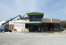 Five Star ER | Round Rock / Five Star ER | Round Rock Freestanding ER Center Construction