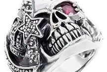 Tough Bling! / Cool pieces in men's jewellery
