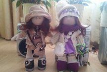 Мои пошивалки / Куклы