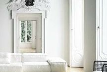 ARCHITECTURE/ INTERIOR DESIGN/ DÉCOR -THE WHITE BOOK OF STYLE / All about architecture, interior design and décor.