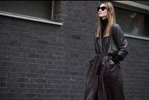 Street Style - THE WHITE BOOK OF STYLE / Street style