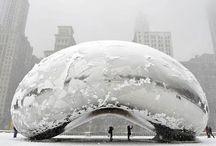 The Bean-Cloud Gate / Anish Kapoor