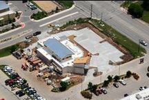 Dripping Springs | Construction Progress / Check out the construction progress for our Five Star ER | Dripping Springs facility, opening fall 2015 to serve the emergency medical needs of children and adults of all ages!