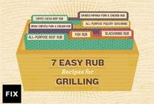 Grilling Recipes and Ideas / Everything and Anything BBQ Related