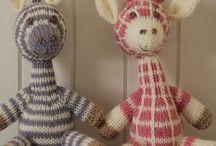 Knitted stuff / Anigurumi and other stuff