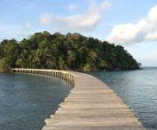 Honeymoon in Asia / Luxurious honeymoon accommodations in Asia