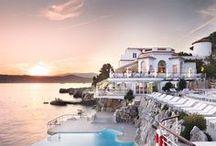 Honeymoon in Europe / Luxurious accommodations in Europe