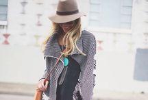 Winter Wonderland / Winter fashion inspiration